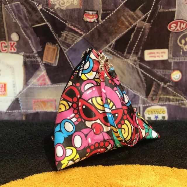 テディポーチ三角1